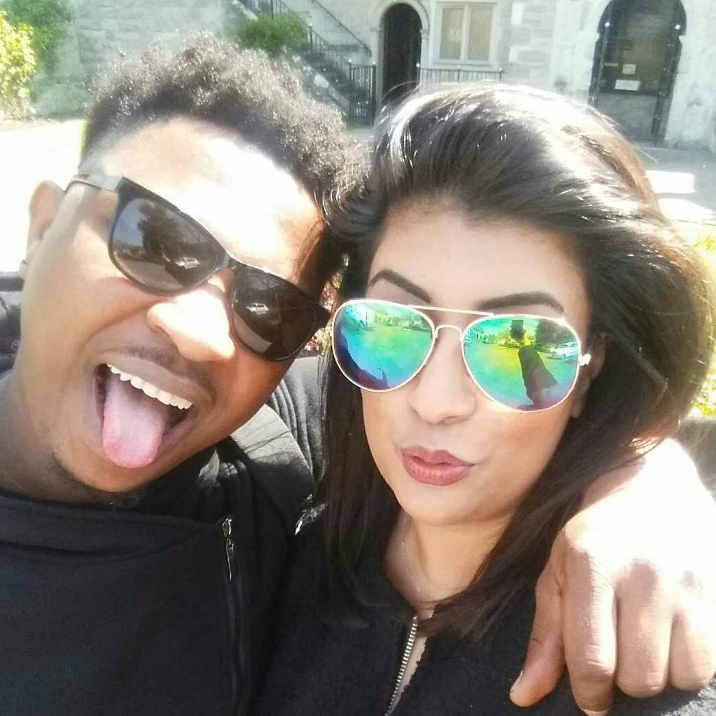 Indian Mann interracial dating Edinburgh langsam datieren
